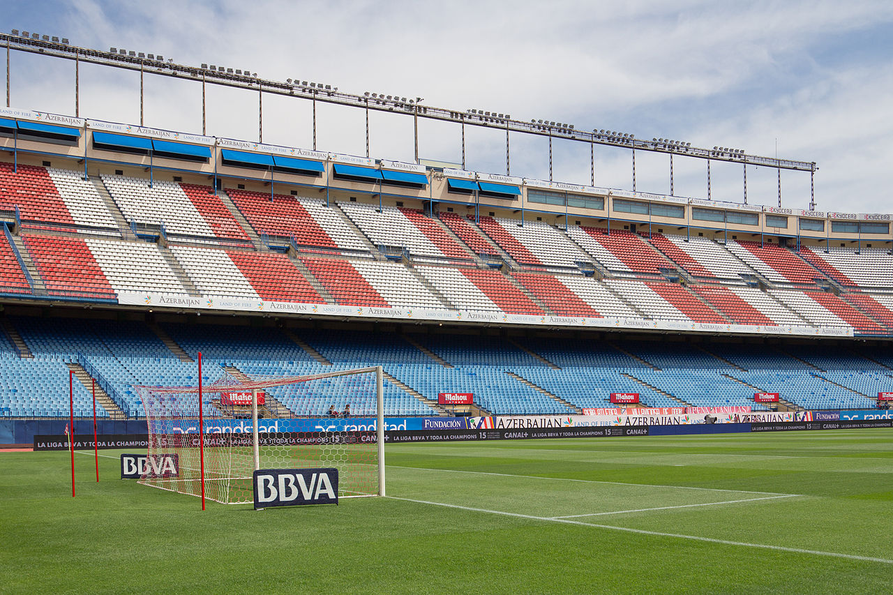 Estadio Vicente Calderón   01