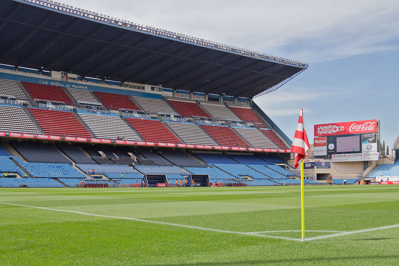 Estadio Vicente Calderón   06